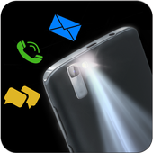 Flash Alert: Automatic Flash on Call And SMS 1.0