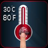Finger Body Temperature Prank 1.0