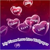 Love Name Live Wallpaper 1.0