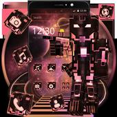 Galaxy Pixel Robot Theme 1.1.2