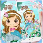 Cute Mermaid Theme 1.1.5