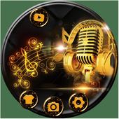 golden high music theme golden wallpaper 1.1.2