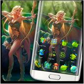 Beauty Hunter Launcher Theme 1.1.1