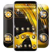 Gold Black Business Theme 1.1.1