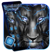 Lightning Black Lion Theme 1.1.1