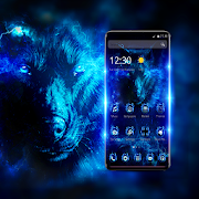 Blue Wolf Flame 1.1.1