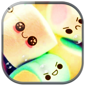 Smiley Face Marshmallow Theme 1.1.4