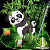 Cartoon Panda 3D Theme 1.1.1