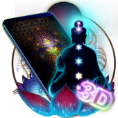 3D Zen Buddha Parallax Theme 1.1.1