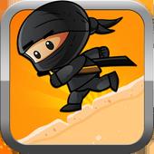 Ninja Run 2 ( Swipe and jump )LayDevArcade