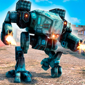 Robots Tanks of War - Transformation FightingBest Free Funny GamesAction