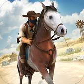 Western Cowboy - Horse RacingBest Free Funny GamesAdventure