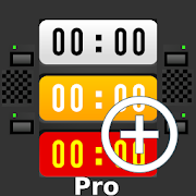 Multi Stopwatch and Timer ProL.droidTools