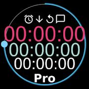 Stopwatch & Timer ProL.droidTools