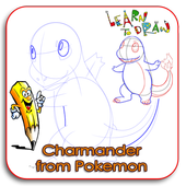 Learn To Draw Charmander 1.0