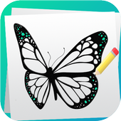 Learn  to Draw Butterfly 3.0