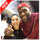 Lebron James Selfie 1.0
