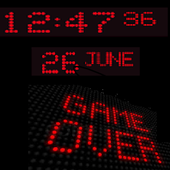 LED Clock Live Wallpaper 1.1
