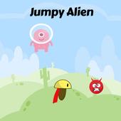 Jumpy Alien - Jump'n'Run 1.2.2