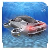 Floating Underwater Car Sim 1.15