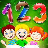 Kids PreSchool Learn Numbers 123 For Toddlers 1.0.3