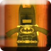 Bat Joker Lego Fighting 2