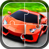 Cars Jigsaw Puzzle Game