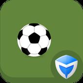 AppLock Theme - Football 1.2