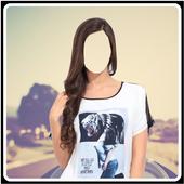 Women Tshirt Photo Suit 1.0.2