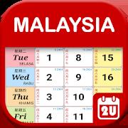 malaysia calendar 2018 2019 hd 224 icon