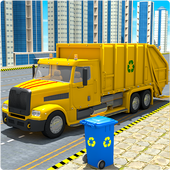 Garbage Truck Simulator City Cleaner 1.0.1
