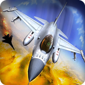 F22 Army Fighter Jet Attack: Rescue Heli Carrier 1.0.1