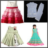 Hand Made Frock Designs 1