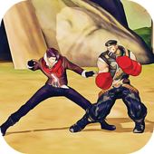 Real Kung Fu Fight: Free Fighting Games