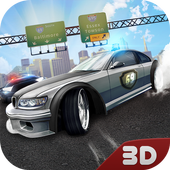 Smash Cop Chase: Need For Fury 1.0