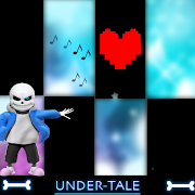 Piano for Video Game undertale sans and deltarune 8.5