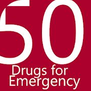 Common 50 Drugs For Emergency 1.2.1