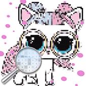 Coloring Surprise Pets Pics For Pixel Art Lover 1.1