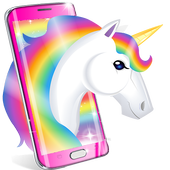 Kawaii Unicorn wallpapers 🦄 Cute background 1.4