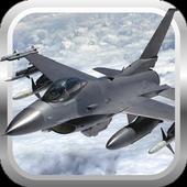 F18 VS F16 Jet Fighter Warrior 2.0.1