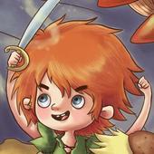 Peter Pan and Captain Hook 14.0