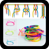 DIY Bracelet Make Friendship Ideas Design Tutorial 10