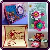 DIY Greeting Card Ideas Home Craft Design Tutorial 13