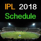 IPL 2018 TV Schedule HD