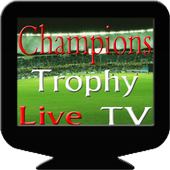 Live Champions Trophy TV Updat 1.0