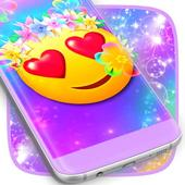 3D Wallpaper Live Emoji 1.286.13.9