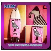 200+ Best Creative Surfboards