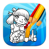 Doll Coloring Game 1.0