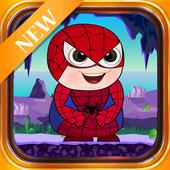 Super Spider Heroes Man Blocky Run 1.1