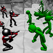 Battle Simulator: Stickman Zombie 1.06